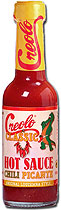 Creolo Hot Sauce Chili Picante